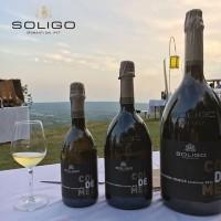 Игристое вино Soligo Col de Mez Prosecco Valdobbiadene Extra Dry (0,75 л)