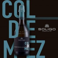 Игристое вино Soligo Col de Mez Prosecco Valdobbiadene Brut (0,75 л)