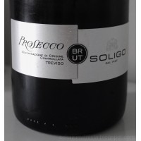 Игристое вино Soligo Prosecco Treviso Brut (1,5 л)