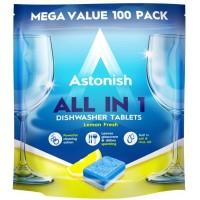 Таблетки для посудомоечных машин Astonish (100 шт)