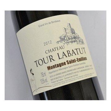 Вино Chateau Tour Labatut, 2012 (0,75 л)