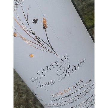 Вино Chateau Vieux Poirier (0,75 л)