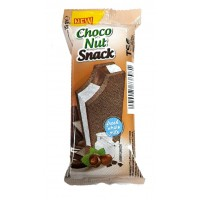 Бисквитное пирожное TSC Milk Snack Chocolate Hazelnut (29 гр)