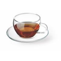 Набор чашек с блюдцами Simax Eva (4 шт. 0,25 л)