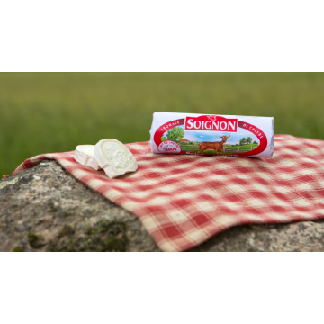 Сыр Сант Мор Шевре мини ТМ Soignon (120 г)