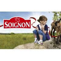 Сыр козий мини ТМ Soignon (125 г)