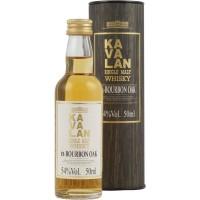 Виски Kavalan Ex-Bourbon Oak (0,05 л)