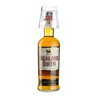 Виски Highland Queen + бокал (1 л)