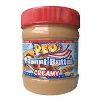 Арахисовая паста Peo's Peanut Butter Creamy, 340 г