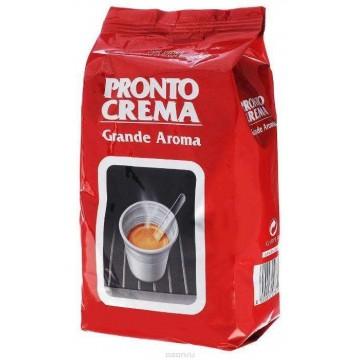 Кофе Lavazza Pronto Crema Grande Aroma, 1 кг (зерновой)