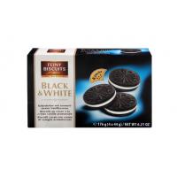 Печенье Feiny Biscuits black  white, 176 г