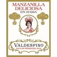 Вино Valdespino Manzanilla Deliciosa En Rama Sherry (0,375 л)