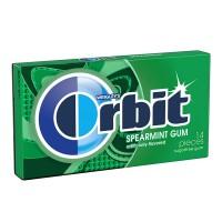Жевательная резинка Orbit Spearmin (14 г)