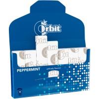 Жевательная резинка Orbit Peppermint (14 г)