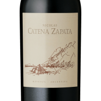 Вино Bodega Catena Zapata Nicolas Catena Zapata, 2015 (1,5 л)