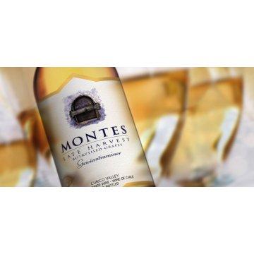 Вино Montes Late Harvest (0,375 л)