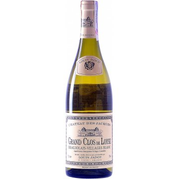 Вино Louis Jadot Beaujolais-Villages Blanc Grand Clos de Loyse (0,75 л)
