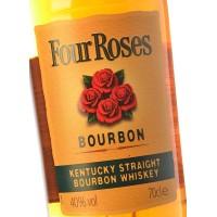 Набор Four Roses (0,7 л) + тубус