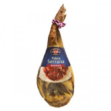 Хамон Paleta Serrana Bodega Подарочный (4.5 - 5 кг)