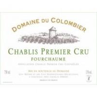 Вино Domaine Du Colombier Chablis Fourchaume (0,75 л)