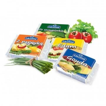 Сыр тостовый Lactima Edam (130 г)