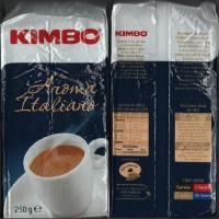 Кофе Kimbo Aroma Italiano, 250 г
