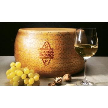 Сыр тертый Грана Падано Castelli 32% (100 г)
