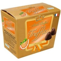 Конфеты Maitre Truffout Chocolate Orange Truffles, 200 г