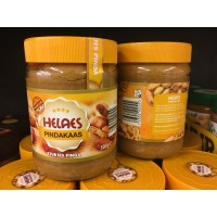 Арахисовая паста Helaes Pindakaas Stukjes Pinda (500 г)