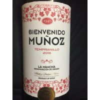 Вино Bienvenido Munoz Tempranillo (0,75 л)