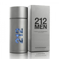 Парфюмированный дезодорант Carolina Herrera 212 MEN, 150 мл