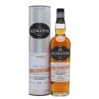 Виски Glengoyne Cask Strength Batch 6 (0,7л) Tube