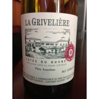 Вино Brotte Cotes du Rhone La Griveliere Pere Anselme (0,75 л)