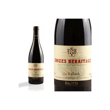 Вино Brotte La Rollande Crozes-Hermitage (0,75 л)