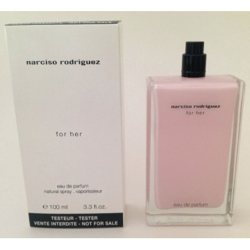 Narciso Rodriguez Narciso Rodriguez For Her (тестер), 100 мл