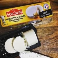 Сыр козий с медом ТМ Soignon (125 г)