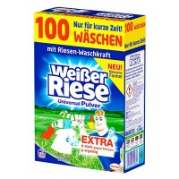 Стиральный порошок Weiser Riese Universal 100 ст, 5.5 кг