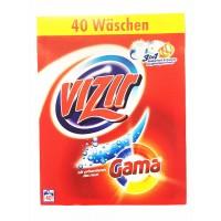 Стиральный порошок Vizir Gama (40 ст, 2.6 кг)