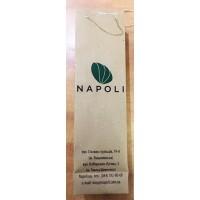 Пакет бумажный Napoli, под бутылку