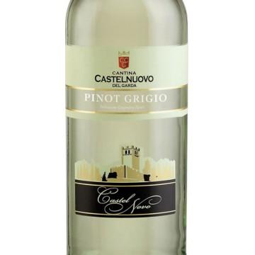 Вино Cantina Di Castelnuovo Del Garda Pinot Grigio IGT, 2013 (0,75 л)