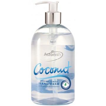 Жидкое мыло для рук Astonish Coconut (500 мл)