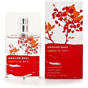 Туалетная вода для женщин Armand Basi Happy In Red, 50 мл