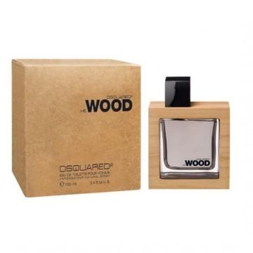 Туалетная вода для мужчин Dsquared2 He Wood (тестер), 100 мл