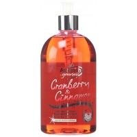 Жидкое мыло для рук Astonish Cranberry&Cinnamon (500 мл)