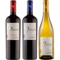 Вино G7 Cabernet Sauvignon, 2016 (0,75 л)