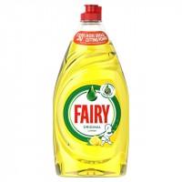Жидкость для мытья детской посуды Fairy Lemon (433 мл)