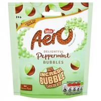 Конфеты Aero Pepermint Bubbles (102 г)