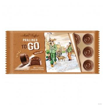 Конфеты Maitre Truffout To Go Hazelnut (100 г)