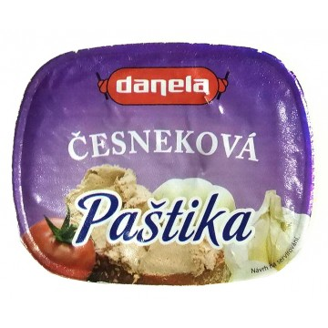 Паштет Danela с Чесноком, 100 г