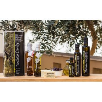 Премиальное греческое оливковое масло Extra Virgin Nikolaou Family (3 л)